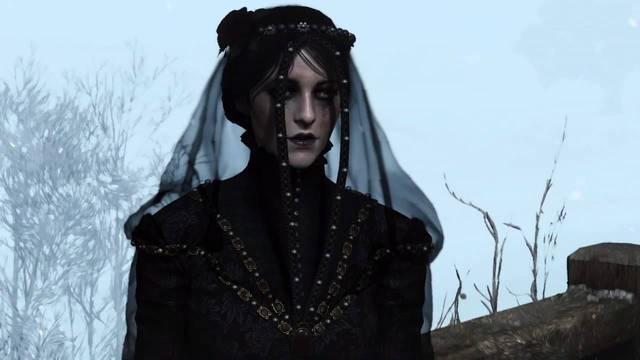 Escenas de matrimonio en The Witcher 3: Wild Hunt - Hearts of Stone (DLC)