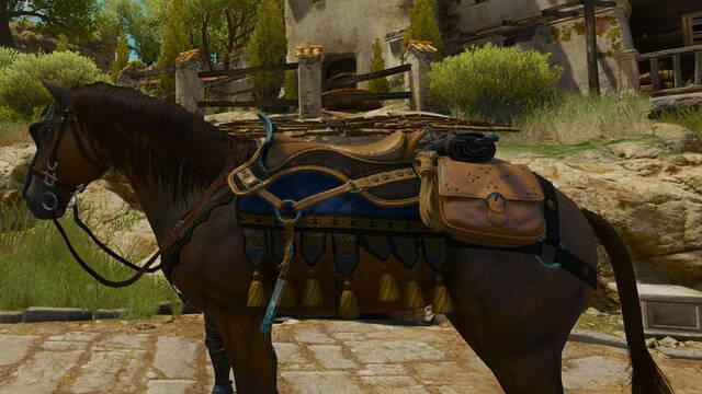Carreras: Veloces como el viento del oeste en The Witcher 3: Wild Hunt - Hearts of Stone (DLC)