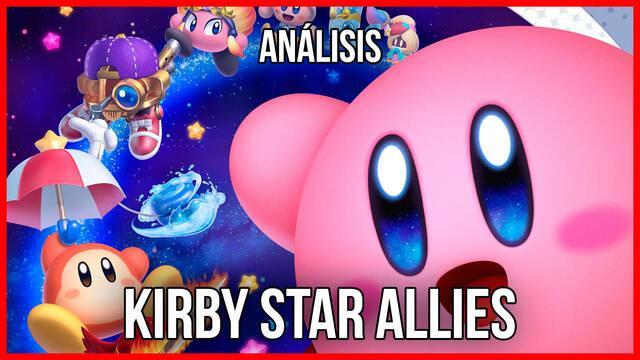 Videoanálisis de Kirby Star Allies