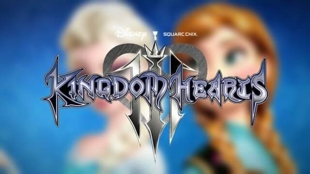 Nuevos rumores hablan de un mundo de Frozen para Kingdom Hearts 3
