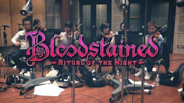 Bloodstained: Ritual of the Night muestra su banda sonora