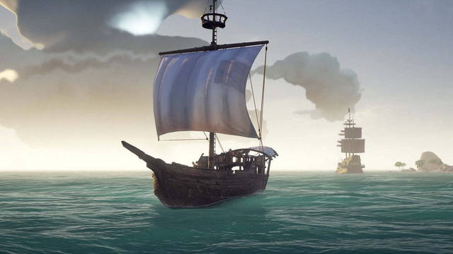 Barco- Guía Sea of Thieves