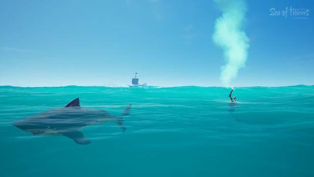 Mantenimiento y reparación del barco en Sea of Thieves