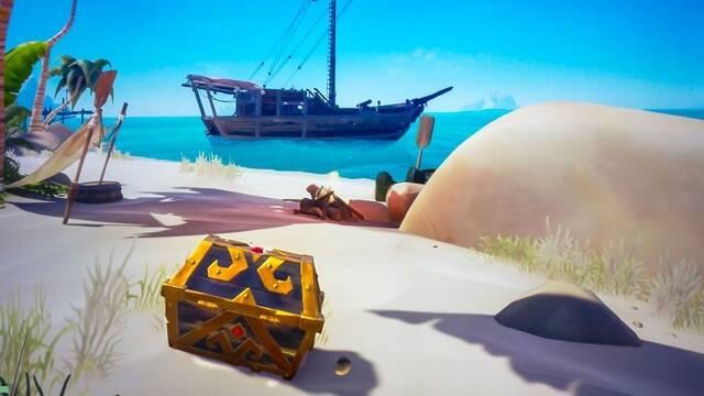 TODAS las Localizaciones y lugares secretos en Sea of Thieves