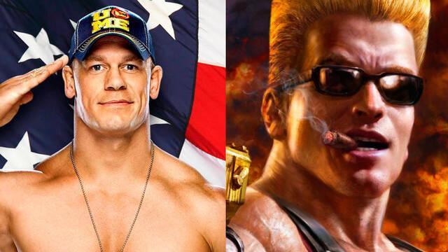John Cena será Duke Nukem en el cine