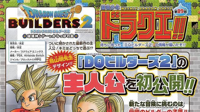 Desvelados nuevos detalles del mundo de Dragon Quest Builders II