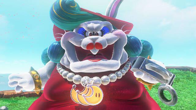 Los accesorios de los villanos llegarían a Super Mario Odyssey