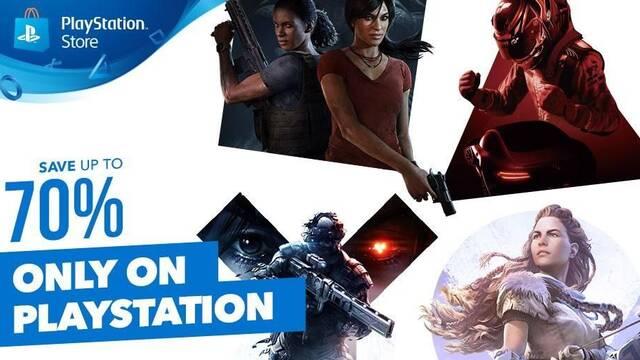 Ofertas en PlayStation Store dedicados a juegos exclusivos