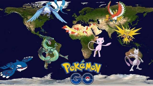 La semana Legendaria de Pokémon GO deja recompensas para los entrenadores