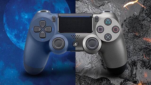 Ya disponibles las nuevas ediciones especiales del mando DualShock 4