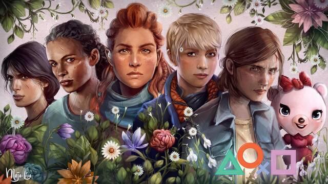 Sony celebra el Día de la mujer con un tema gratuito para PS4