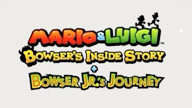 Mario & Luigi: Viaje al centro de Bowser gozará de remake para 3DS en 2019