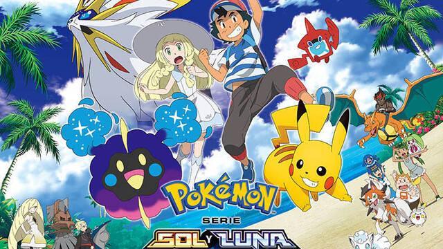 La nueva serie animada de Pokémon presenta tráiler y primeros detalles