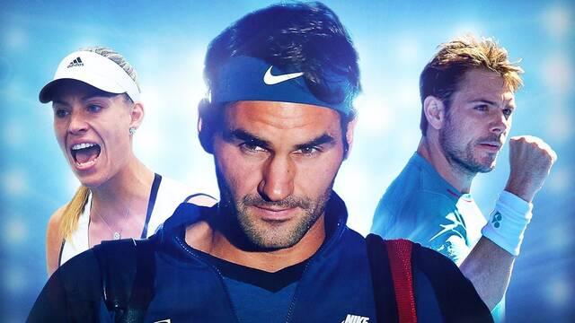 Tennis World Tour llegará el próximo 22 de mayo a PS4, One, Switch y PC