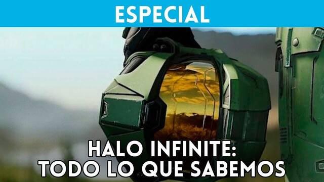 Halo Infinite: Todo lo que sabemos