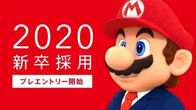 Nintendo detalla el salario, la edad y más datos de sus empleados en Japón