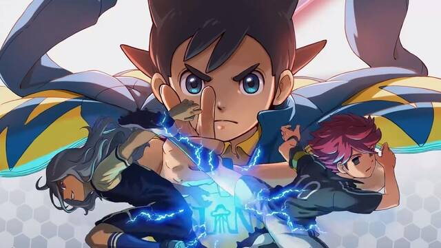 Inazuma Eleven Ares muestra su jugabilidad en vídeo