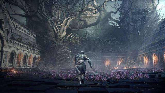 Dark Souls 3 - Gran árbol corrompido: cómo derrotarlo fácilmente