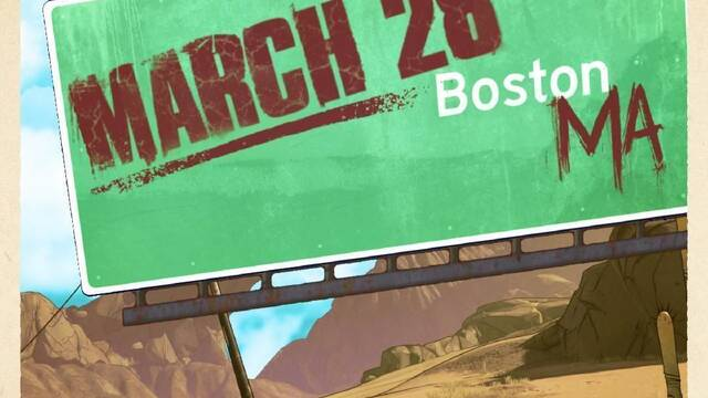 Gearbox adelanta un anuncio de Borderlands 3 el 28 de marzo