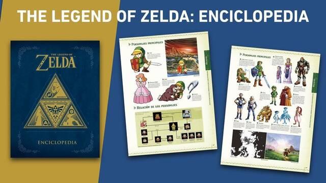 The Legend of Zelda: Enciclopedia se publicará en España el 5 de abril