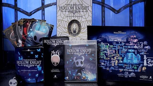 Ya se pueden reservar las ediciones físicas de Hollow Knight