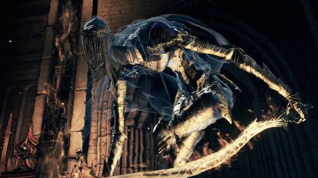 Dark Souls 3 - Bailarina del Valle Boreal: cómo derrotarla fácilmente