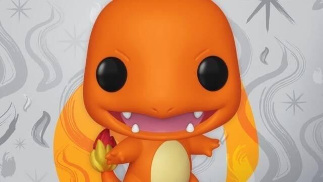 Charmander de Pokémon estrena su propia versión Funko Pop
