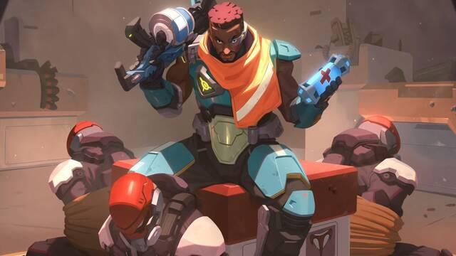 Baptiste, el nuevo héroe de Overwatch, estará disponible el 19 de marzo