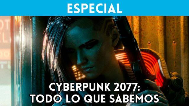 Cyberpunk 2077: Todo lo que sabemos