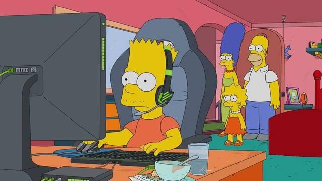 Los Simpsons estrenarán este fin de semana un episodio centrado en eSports