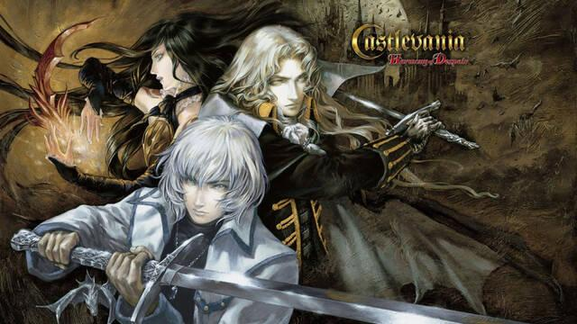 Castlevania: Harmony of Despair se suma a la retrocompatibilidad de Xbox One