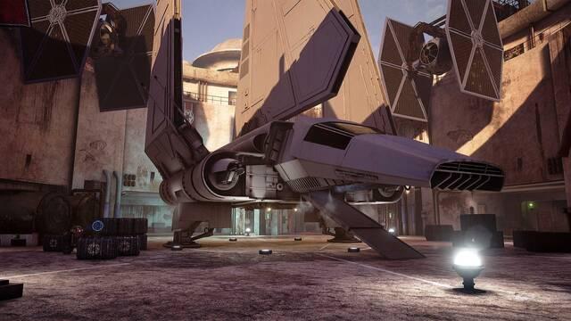 Así es el increíble remake de Star Wars: Dark Forces que podéis probar en PC