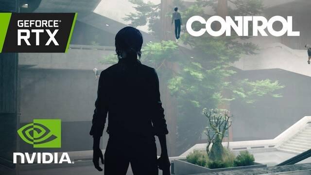 Control muestra en un nuevo vídeo su sofisticada iluminación con ray tracing