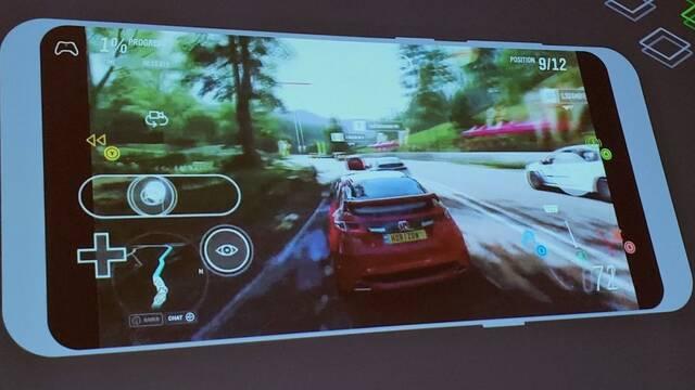 xCloud presenta sus diseños y opciones de control para móviles