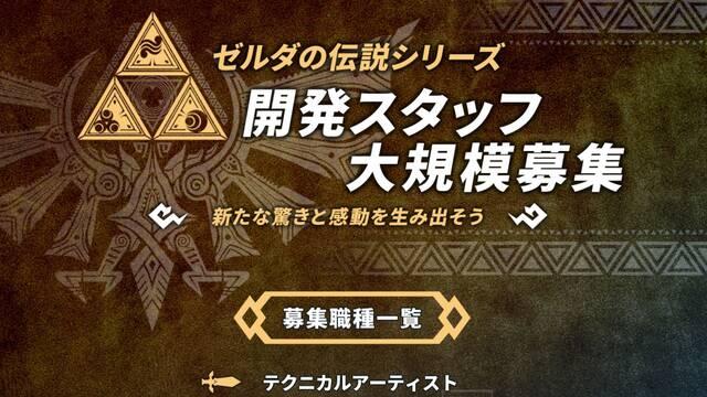 Monolith Soft trabaja en el próximo juego de The Legend of Zelda