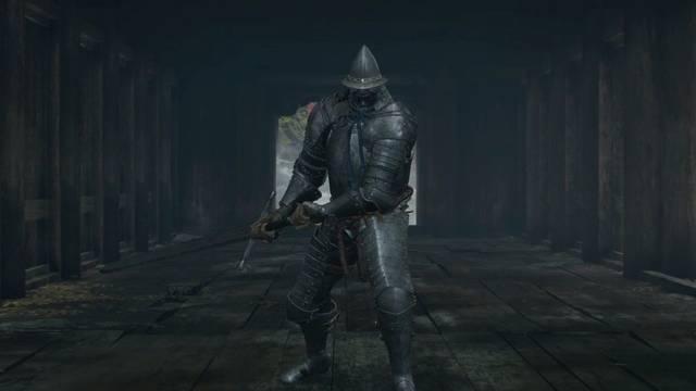 Guerrero con armadura  en Sekiro - Cómo derrotarlo y localización