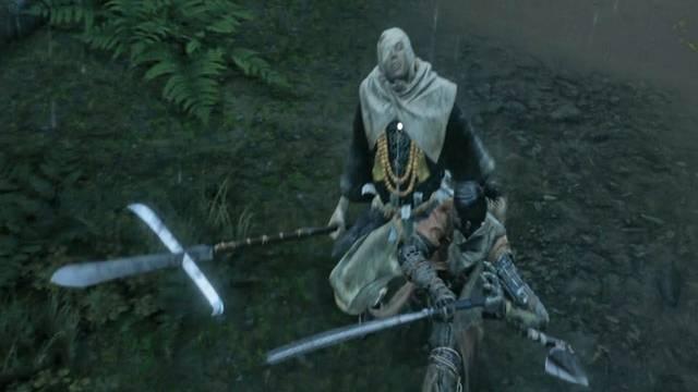 Cazador shinobi Einshin de Misen en Sekiro - Cómo derrotarlo y localización
