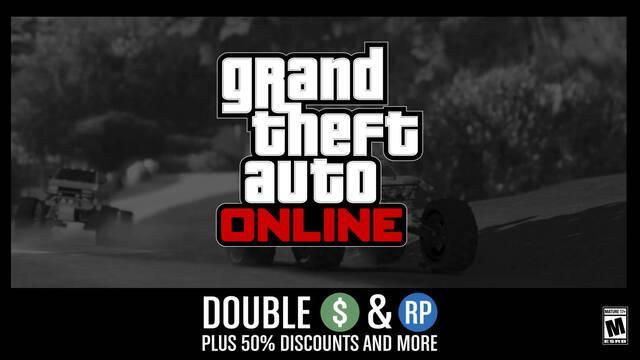 GTA Online: Doble de GTA$ y RP, descuentos y más en el juego de Rockstar