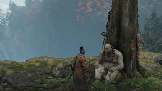 Kotaro en Sekiro - Misión y recompensas