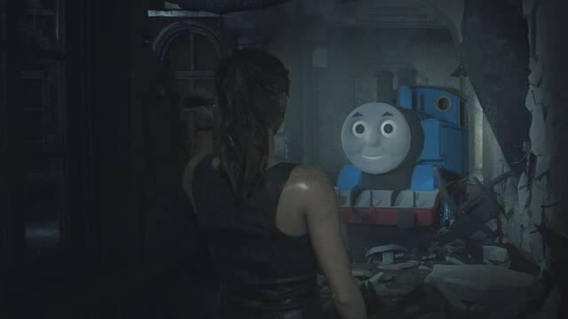 Resident Evil 2 Remake: Así es uno de los mods más locos y