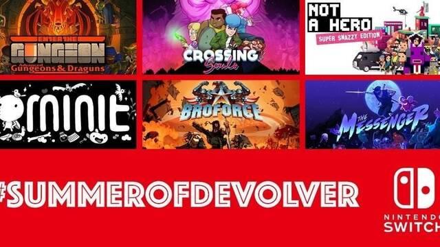 Devolver Digital alaba el apoyo de Nintendo Switch a los indies