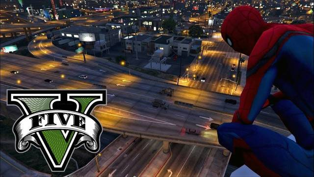 Realizan un espectacular mod de Spider-Man para Grand Theft Auto V