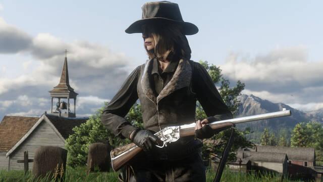 Red Dead Online: La beta se actualiza con novedades, armas y modos