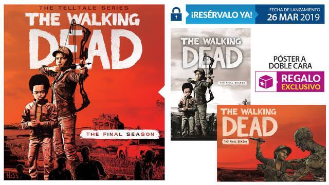 GAME detalla sus incentivos por la reserva de The Walking Dead