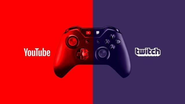 Los 'youtubers' y 'streamers' cada vez cubren menos juegos diferentes