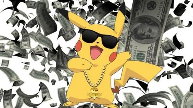 Pokémon ha obtenido más de 2500 millones de dólares en sus juegos para móviles