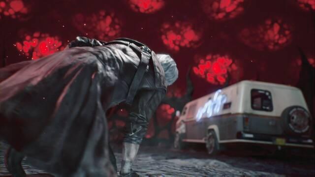 Devil May Cry 5: Misión 13 - Secretos y oleadas de enemigos
