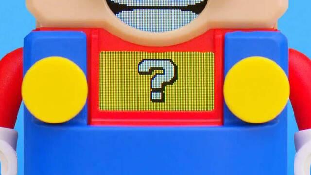 Nintendo anuncia una colaboración entre LEGO y Super Mario.