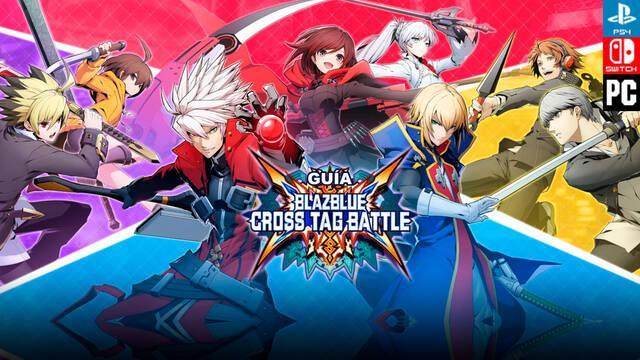 Guía BlazBlue: Cross Tag Battle, trucos y consejos