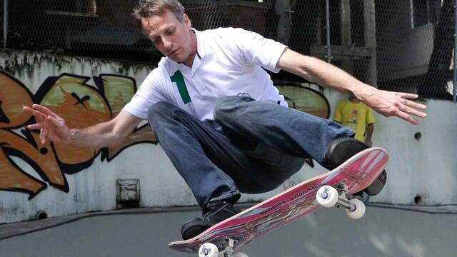 Se vuelve a filtrar una nueva entrega de Tony Hawk's Pro Skater.